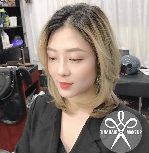 Tinahair tuyển thợ phụ làm tóc tại Tân Bình TPHCM